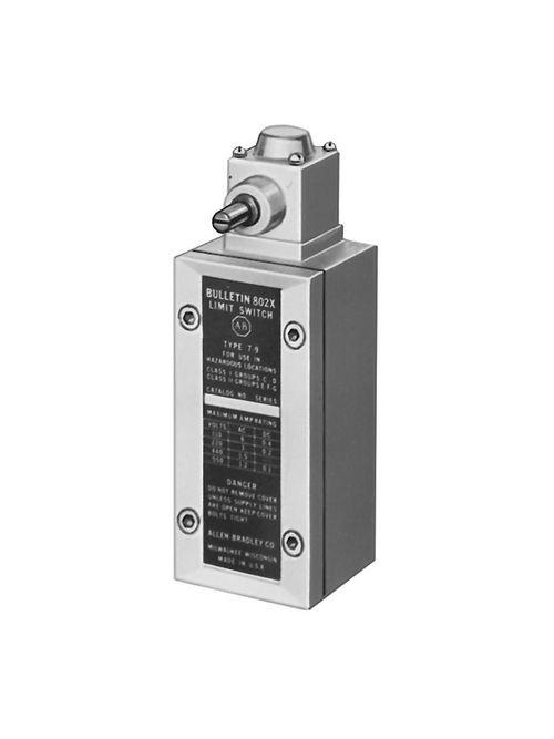 Allen-Bradley 802XR-AF7 Sealed Hazard Locator Limit Switch