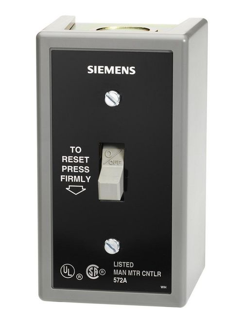 Siemens Industry SMFFG2 16 Amp 1-Phase Manual Control Starter