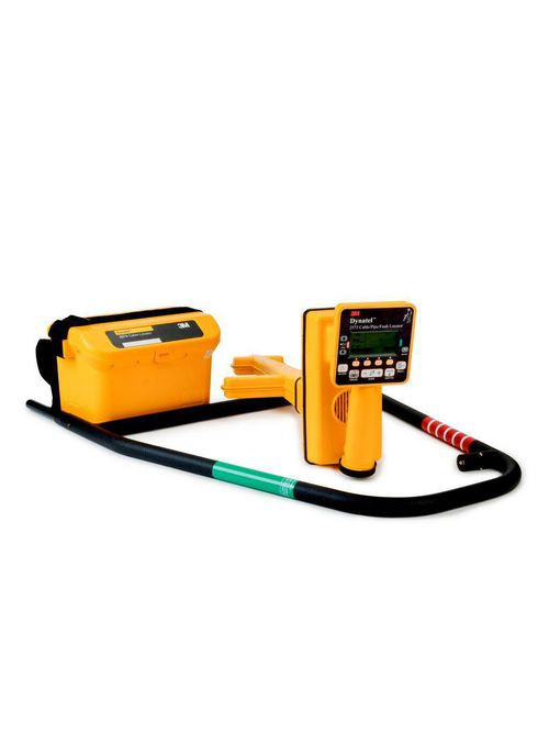 3M Industrial Safety 2573-ID/U12 12 W 4.5 Inch Large Clip Pipe/Cable/Fault/EMS Locator