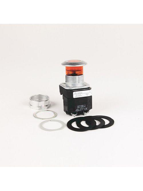 Allen-Bradley 800T-FXP16AA7 30 mm Push-Pull Device Push Button