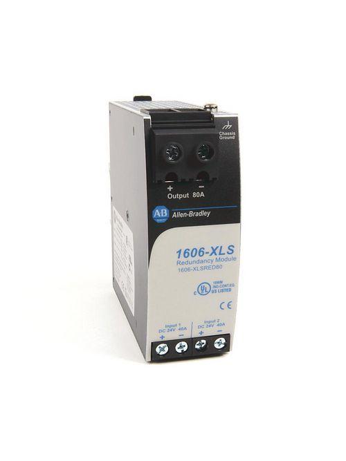 Allen Bradley 1606-XLSRED80 80 Amp Redundancy Module