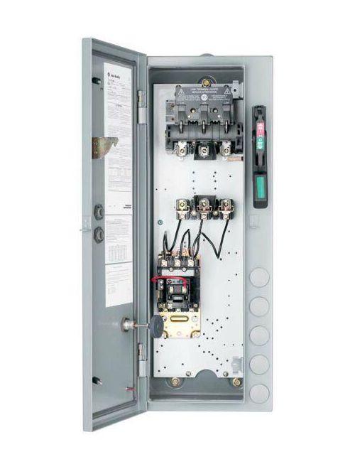 Allen-Bradley 512-AJCD-24J NEMA Combination S