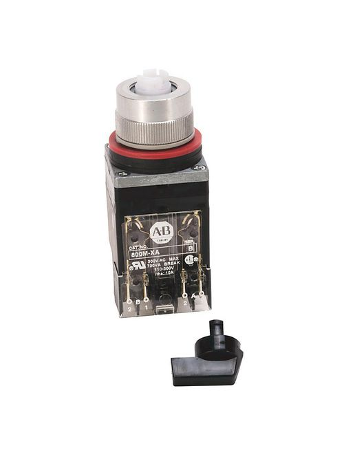 Allen-Bradley 800MR-JH2BB Round 225 mm NEMA Push Button