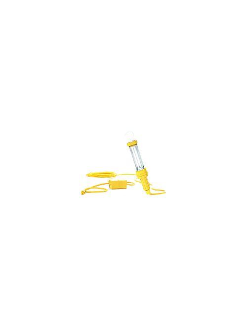 Woodhead 1003-3 15 W 120 Volt F15/T8 910 Lumen Fluorescent Handlamp