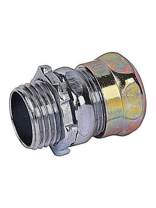 Steel City TC113ANRT 1 Inch Raintight Non-Insulated EMT Compression Connector