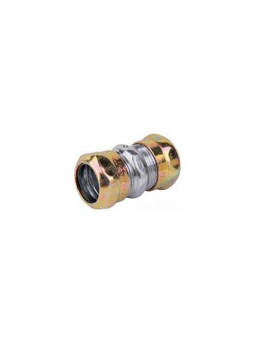 Steel City TK112ANRT 3/4 Inch Raintight EMT Compression Coupling