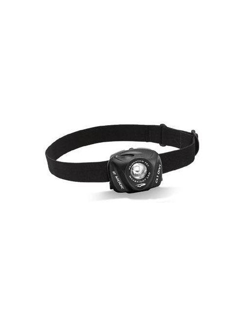 Princeton Tec EOS-II-BK Black LED 80 Lumen 3 AAA Alkaline/Lithium Instrically Safe Head Lamp