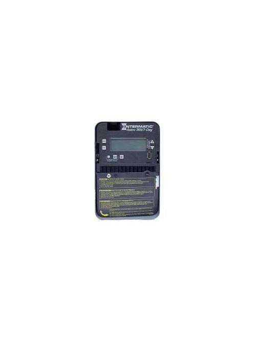Intermatic ET2815C NEMA 1 Steel Case 7-Day 120 to 277 VAC 60 Hz 20 Amp SPDT Astronomic Electronic Control
