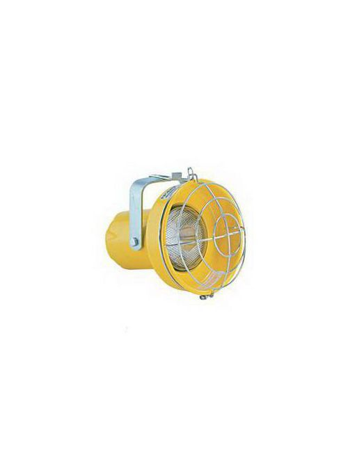 Phoenix Contact DL-INC-LH 250 W Yellow Spring Loaded Track Head Dock Light Fixture