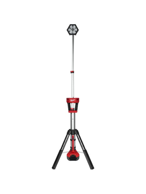 Milwaukee 2130-20 M18#8482; ROCKET#8482; LED Tower Stand Light, 2000 Lumens, Adjustable Head