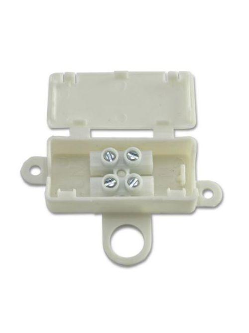 Diodes Inc DI-0841 1.87 x 1 x 0.75 Inch 10 Amp 450 Volt Mini Terminal Junction Box