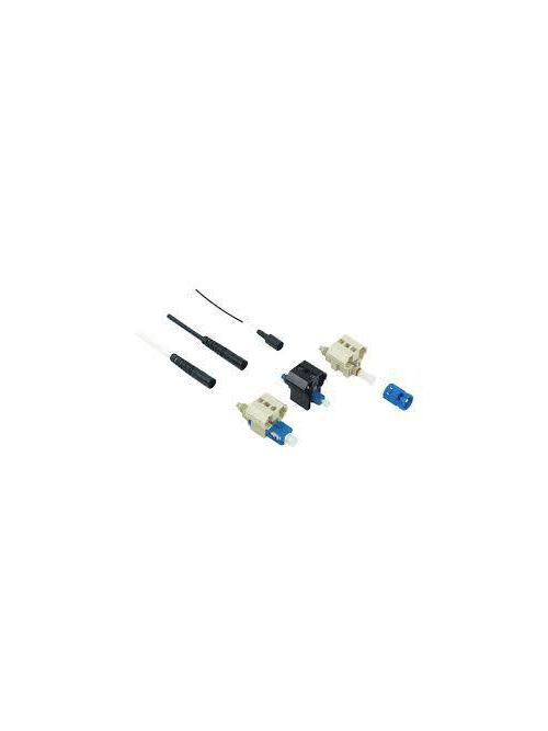 AFL Global FAST-ST-MM62.5-6 Beige OM1 Multi-Mode ST Field-Installable Fast Connector