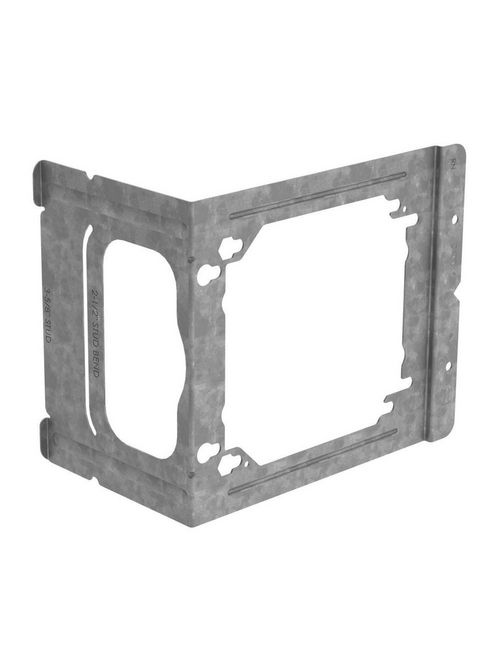 Caddy C23 4 Inch Square Electrical Box Bracket