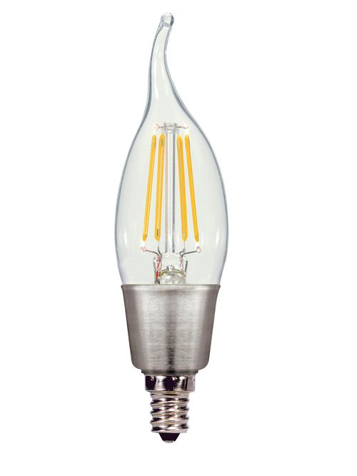 Satco S9574 4.5W CFC/LED/27K/120V LED Lamp