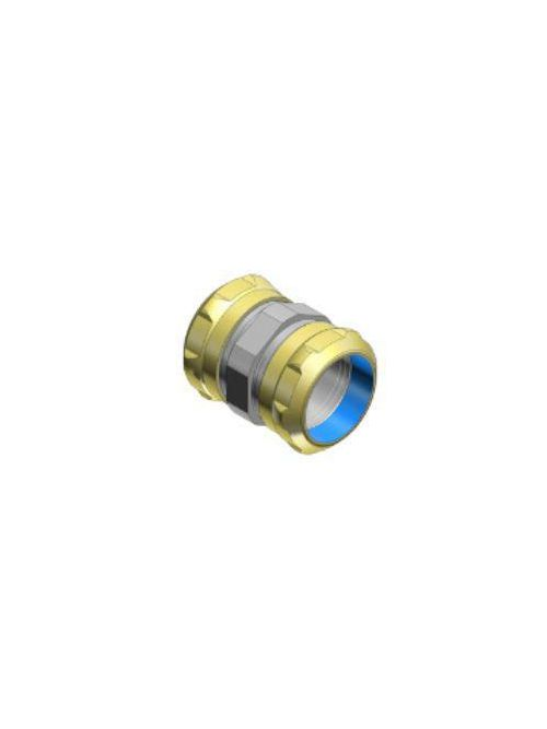 Steel City TK113AN-RT 1 Inch Raintight Non-Insulated EMT Compression Coupling