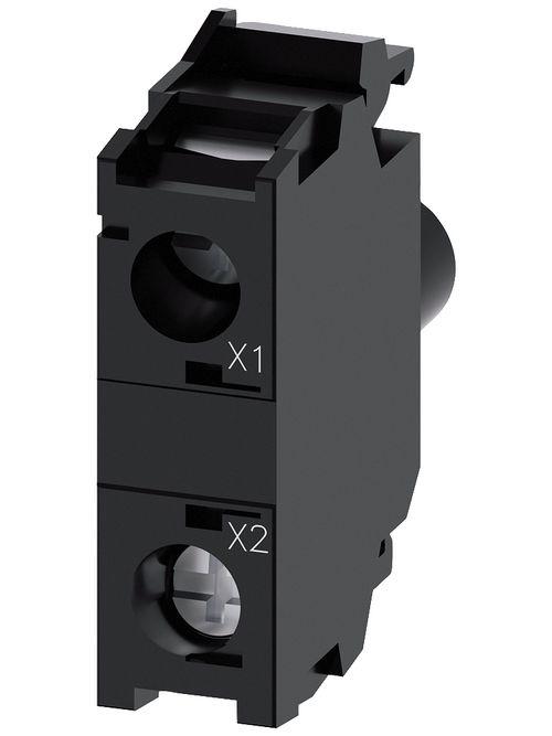 S-A 3SU14011BC601AA0 LED MODULE, WH