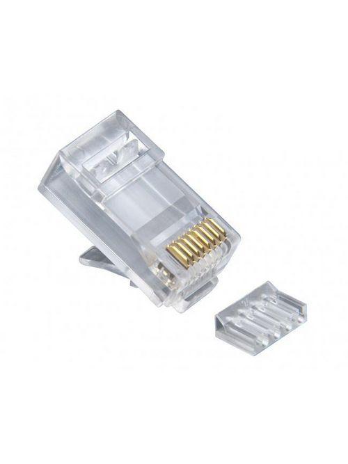 PLATINUM 106187C RJ45 8P8C C6 2pc R