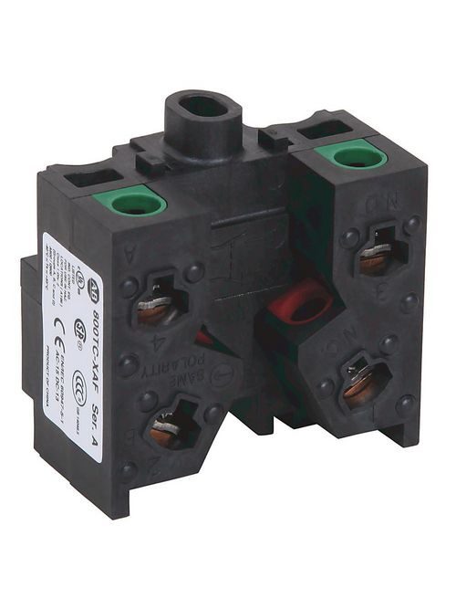 A-B 800TC-XAF 30mm Contact Block 1-
