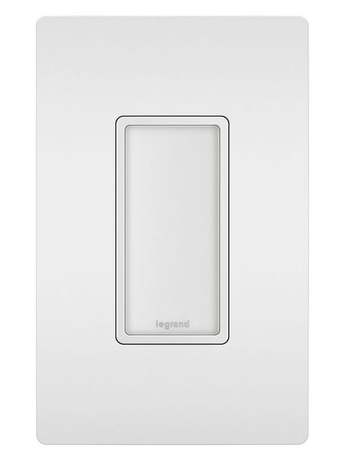 Pass & Seymour NTLFULLW Full Night light w/ Adjustable Light Levels - White