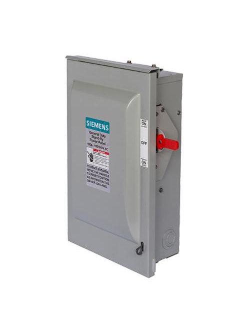 Siemens Ca HCQ63 100A VBII 2P Quick