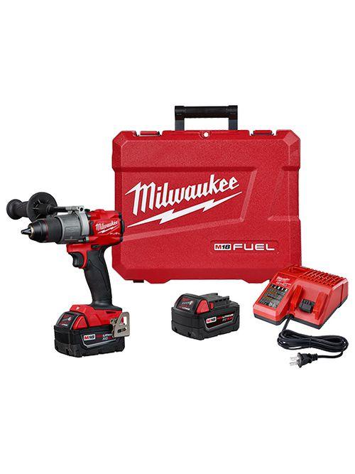 """Milwaukee 2803-22 M18#8482; FUEL™ 1/2"""" Drill Driver Kit"""