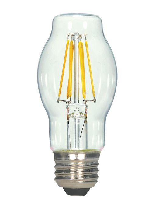 SATCO S9576 6.5BT15.CL.LED.E26.27K.