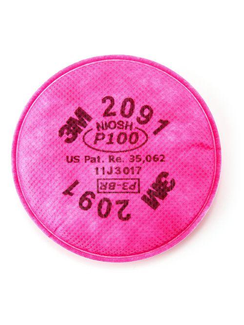 3M 7000 P100 100/Case Particulate Filter