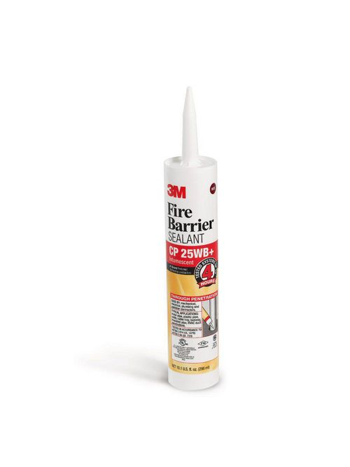 3M CP-25WB+ 10.1 oz Fire Barrier Caulk Cartridge