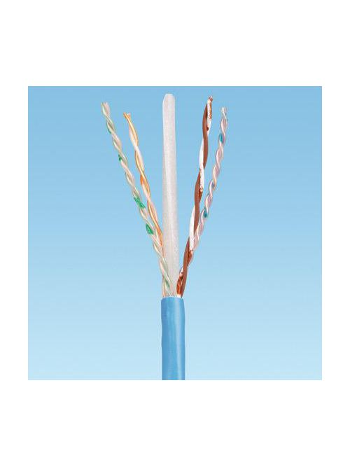 PAND PUP6004IG-UY Copper Cable, Cat6, 4-PR, 23 AWG, UTP,