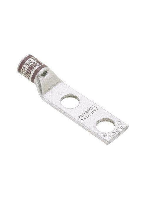PAN LCDX3/0-38D-X CuLugF,2Hole,3/0A