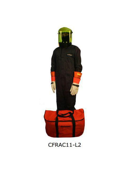 CEMENTEX CFRCA12-L 12CAL COVERALLKIT: L