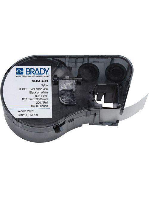 BRADY M-84-499 Label,M Series,B499,