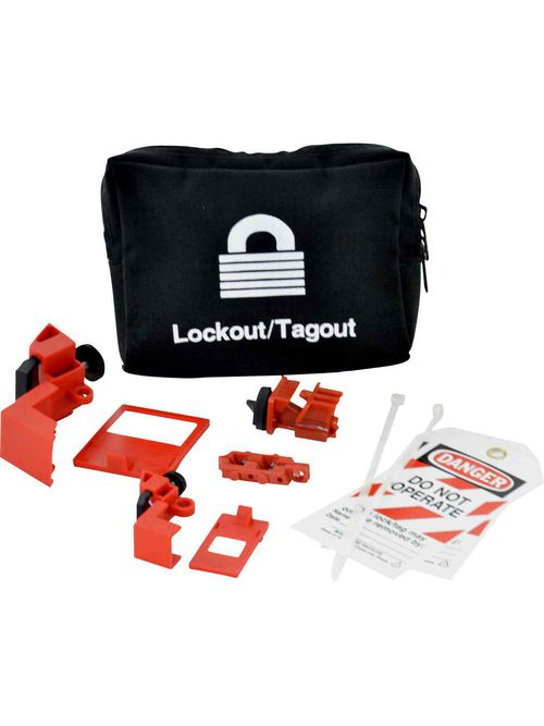 BRADY 95539 LOCKOUT POUCH KIT WITHO
