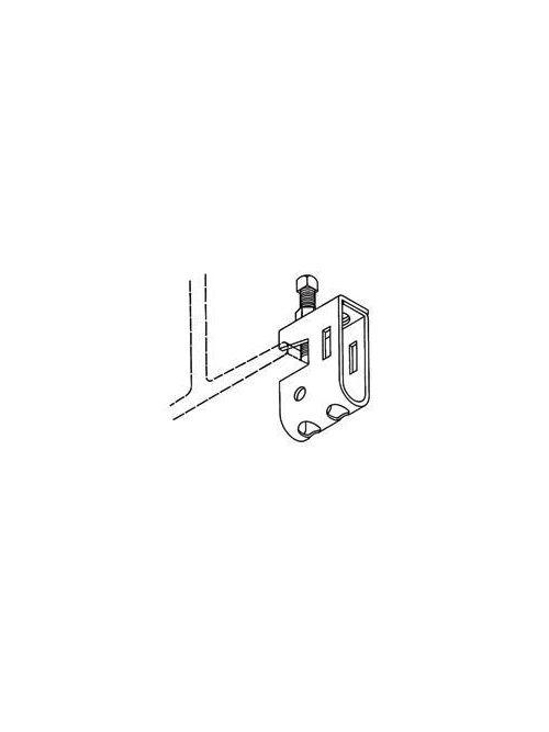B-LINE B751HDG BEAM CLAMP, 3/4-IN.