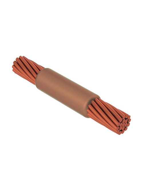 Erico SSC2Q 4/0 AWG Horizontal Splice Cable to Cable Mold