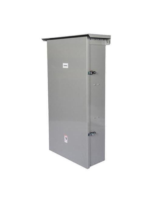 Siemens Industry LD6N3R 26-3/4 x 11-23/32 x 45-63/64 Inch 600 Amp NEMA 3R Enclosure