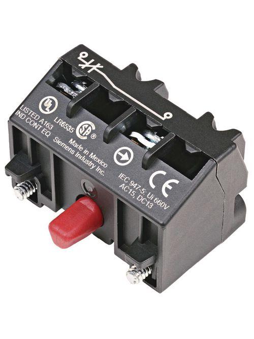 KLRK GO-8673-BJJ N.C. CONTACT BLOCK