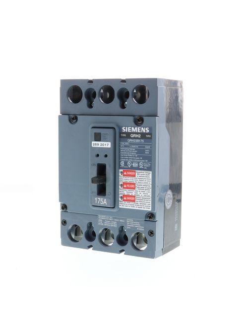 Siemens Ca QRH23B175 QR MCCB,25kA@2