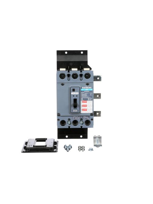 Siemens MBKQR3200A 240 Volt 3-Phase Breaker Mounting Kit with Strap
