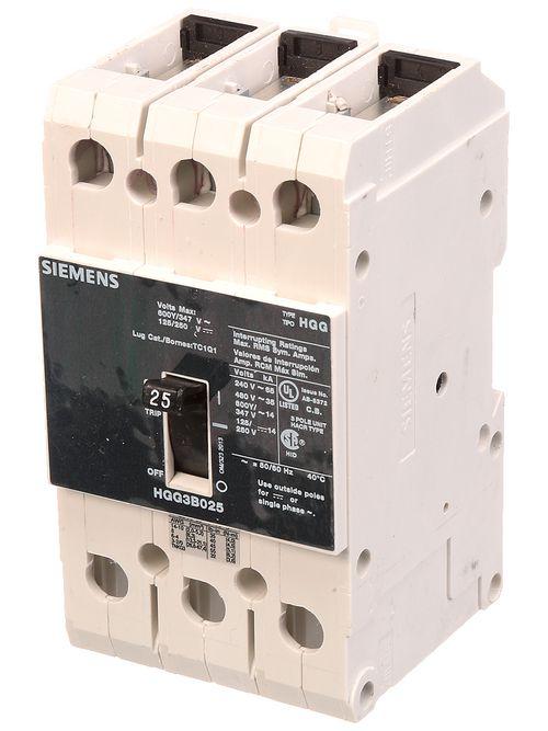 Siemens Ca HGG3B060L HGG MCCB, 600/