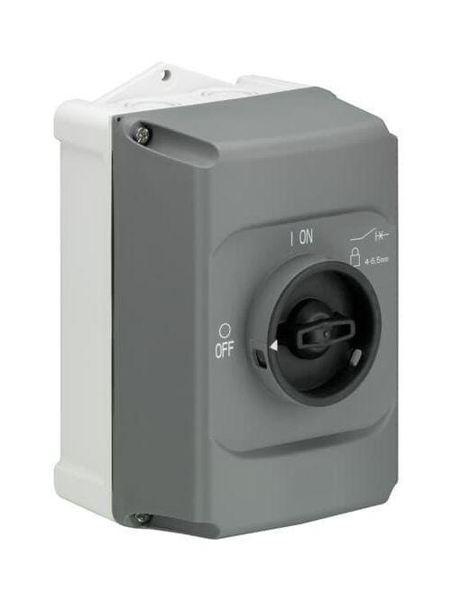 ABB IB132-G ENCLOSURE, IP65, 3X LOC