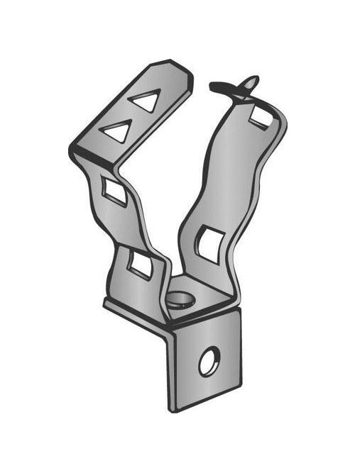 MINRLAC BAKC38 3/8 Conduit Angled B
