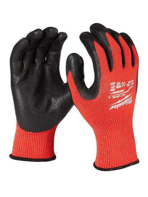 Milwaukee 48-22-8933 Cut 3 Dipped Gloves - XL
