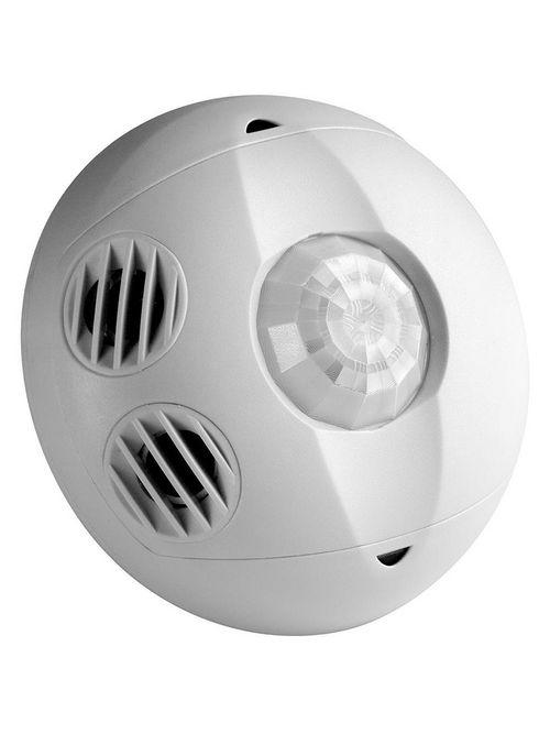 Leviton OSC05-M0W 24 VDC 500 Sq Foot Off White Plastic Ceiling Mount Passive Infrared/Ultrasonic Occupancy Sensor