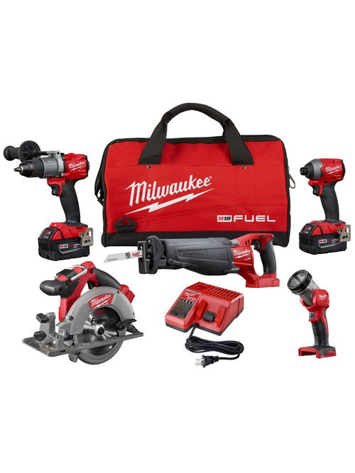 Milwaukee 2997-25 M18™ FUEL™ 5-Tool Combo Kit