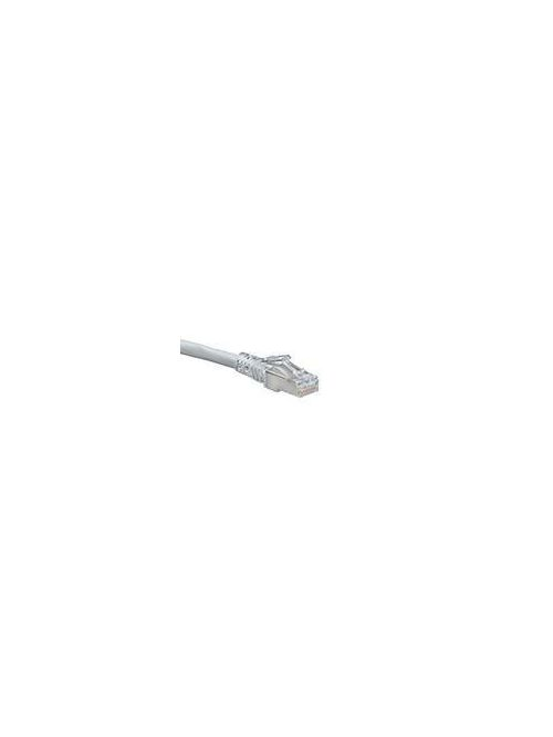 LEV 6AS10-10W PCORD C6A FTP 10' WH