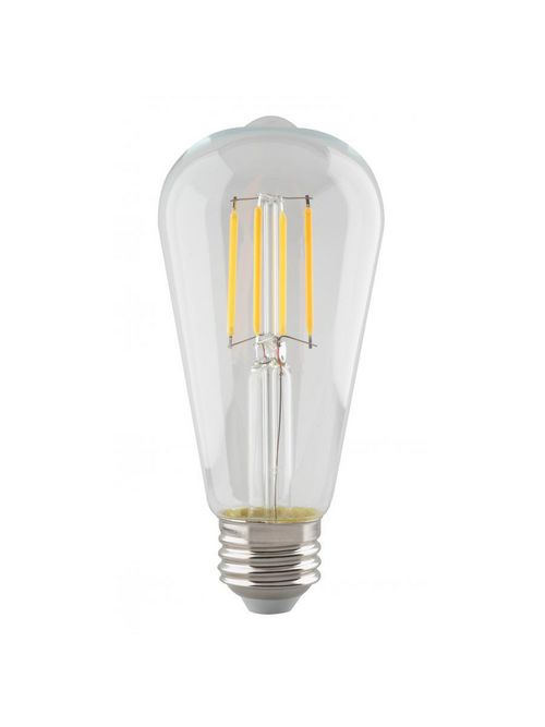 SATCO S8554 5.5ST19/CL/LED/E26/27K/