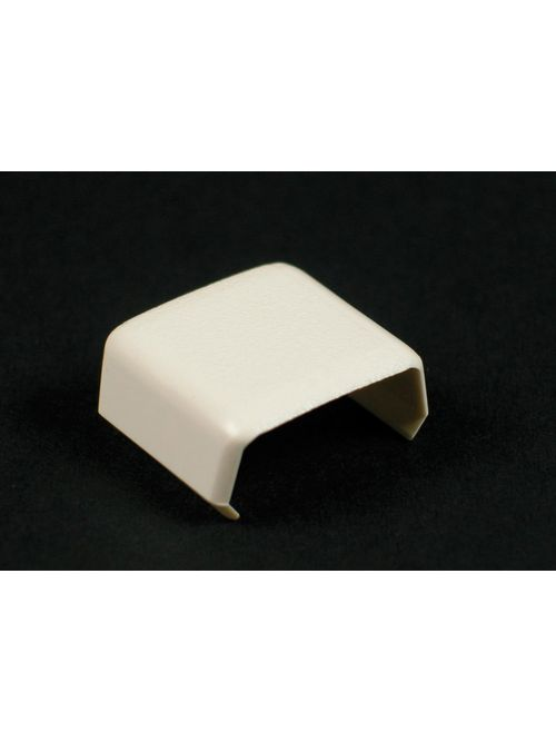 Wiremold 406 Non-Metallic Ivory Cover Clip