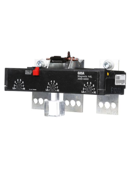 Siemens Industry LD63T600 3-Pole 600 Amp 600 Volt 25 kA Molded Case Circuit Breaker