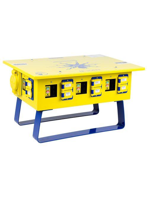 Ericson Manufacturing Company 1066FS 125/250 Volt 50 Amp 4 W 1-Phase GFCI Flip Cover